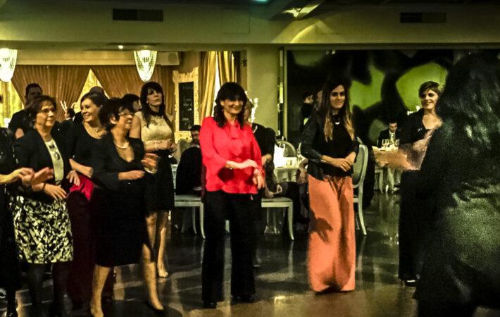 Anche i balli di gruppo